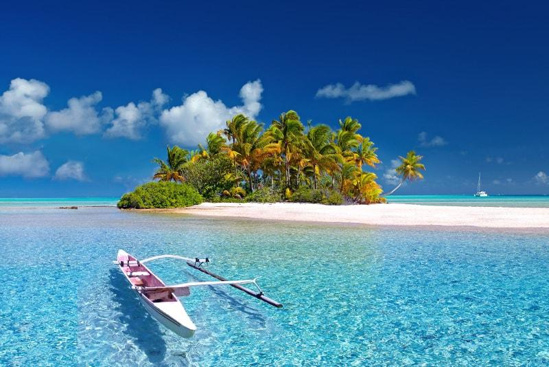Paradijs-eilanden