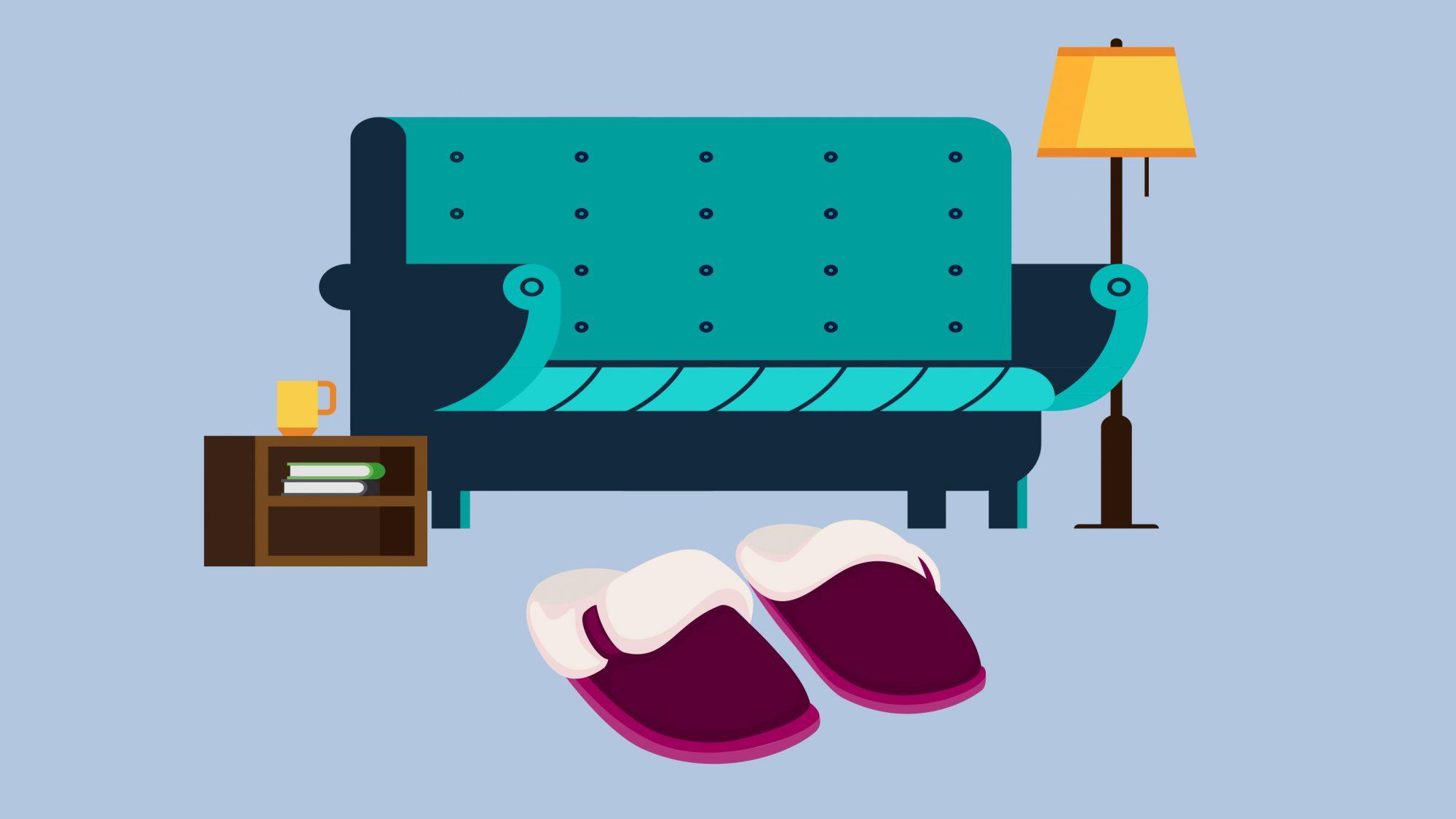 Gemakkelijke manieren om uw huis gezellig te maken