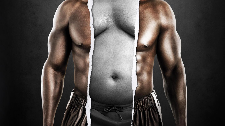 Mager zijn maakt je niet gezond